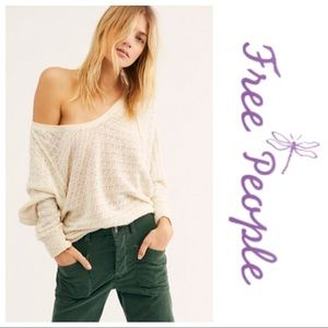 NWT We the Free Thien's Hacci Top